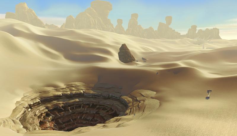 Tatooine screenshot 004