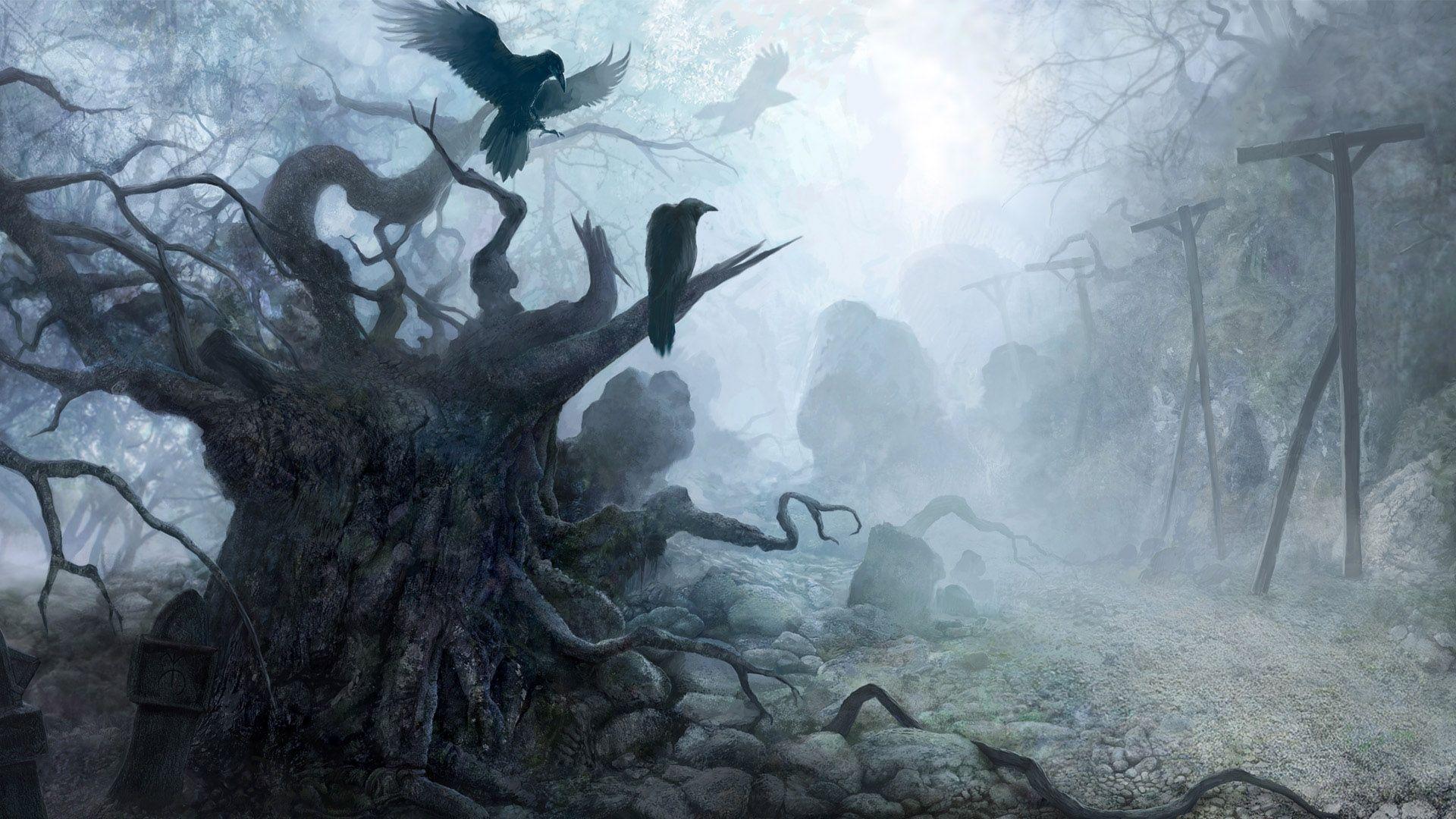 2930 gothic dark art 3d fantasy places hd picture nr 47798