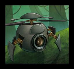 Flying.eye.drone