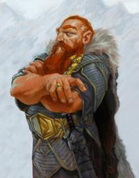 Pathfinder dwarf merchant