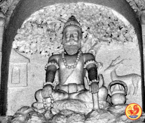 Rishyashringa stucco
