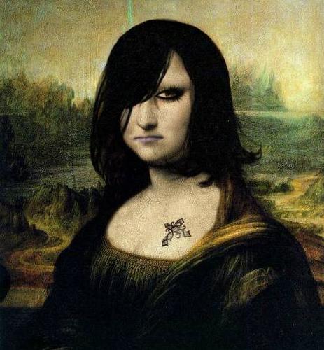 Mona lisa 7