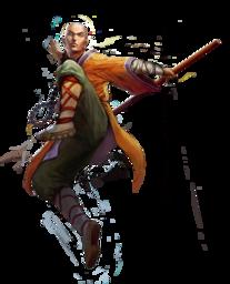 Adroolin monk