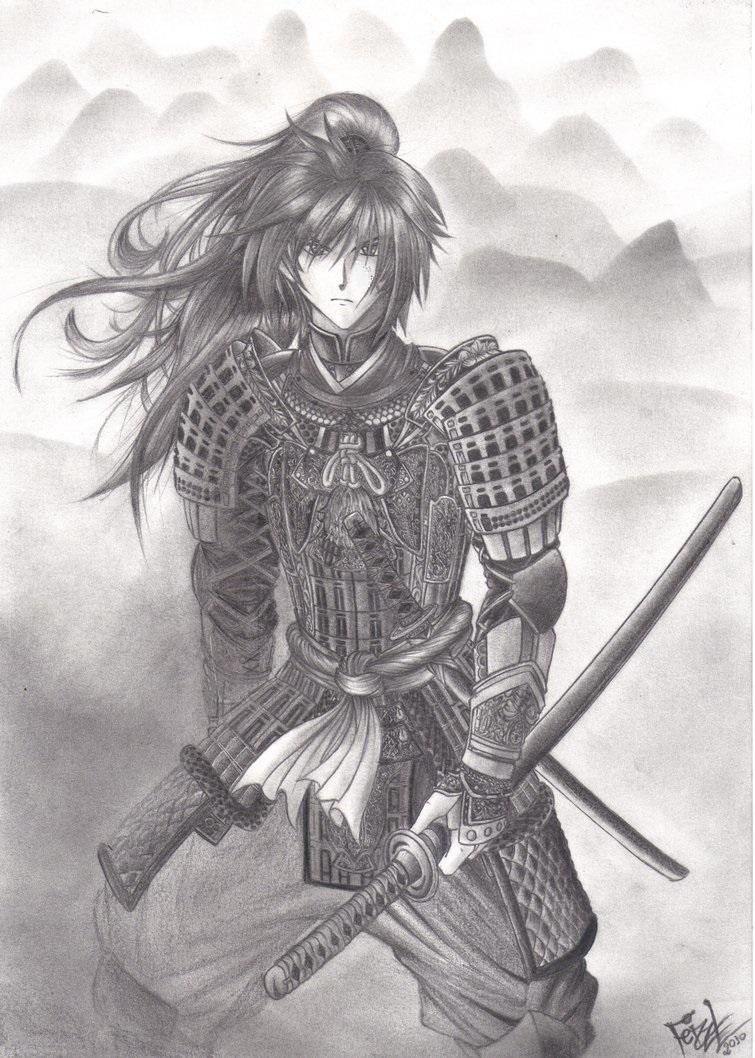 Soujiro sagara by leon black velvet