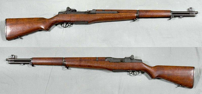 799px m1 garand rifle   usa   30 06   arm museum