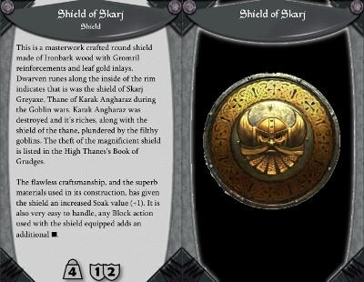 Shield of skarj