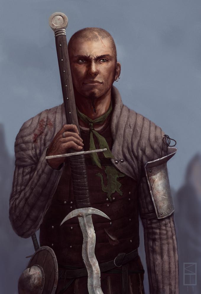 Mercenary by kamikazuh d4d57di