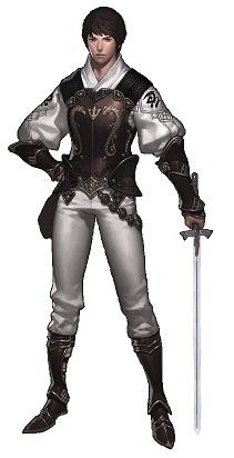 Swordswoman magus1