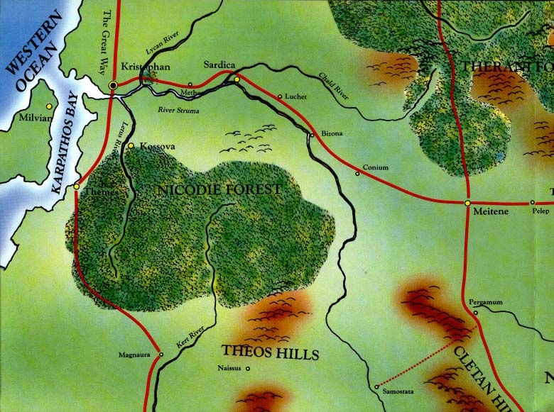 Kristaphan area 1