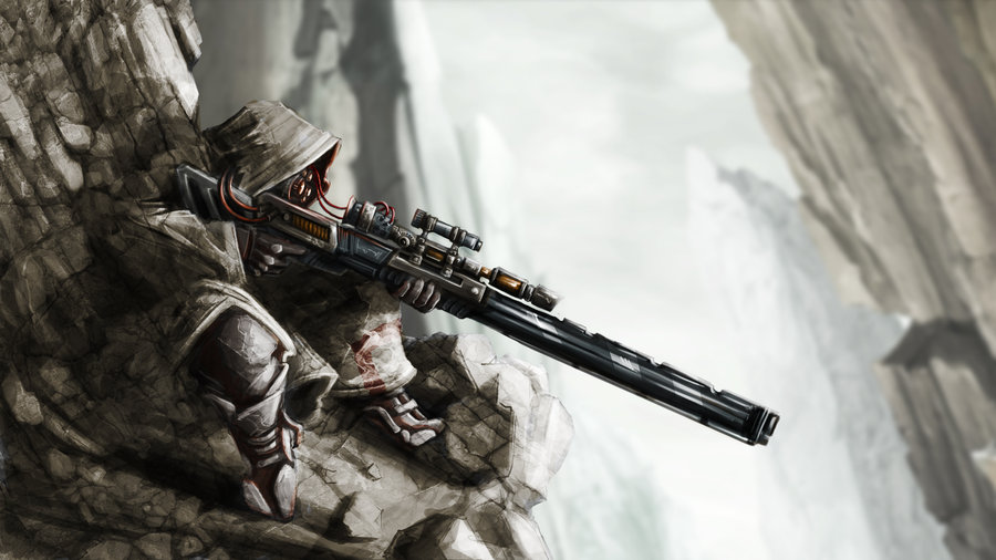 Sniper by tin reaper d5845vl