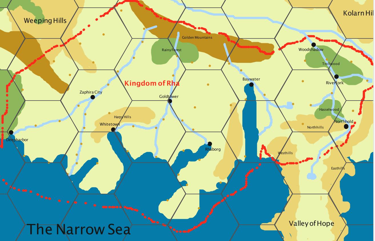 Kingdom of rha