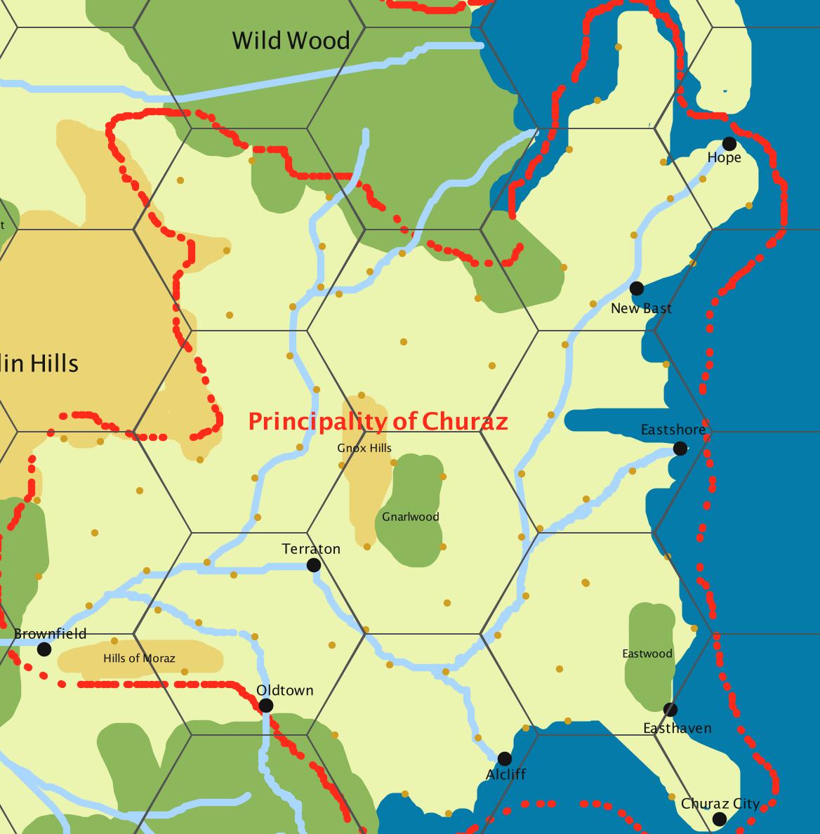 Principality of churaz
