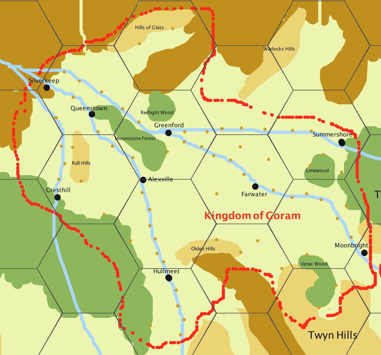 Kingdom of goram