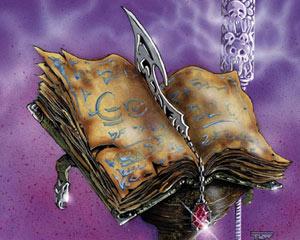 Goblin s spellbook