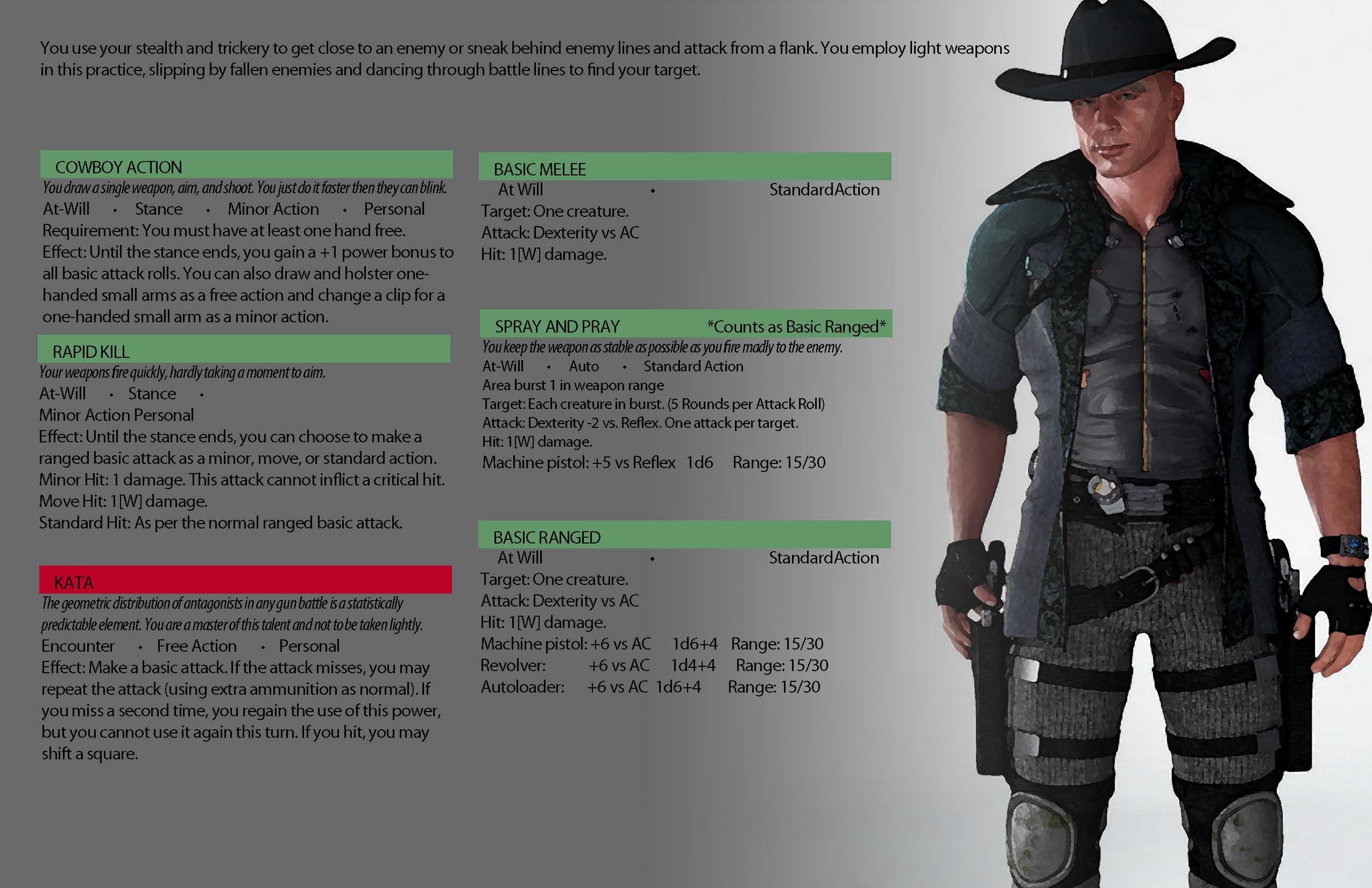 Gunslinger stalker back page