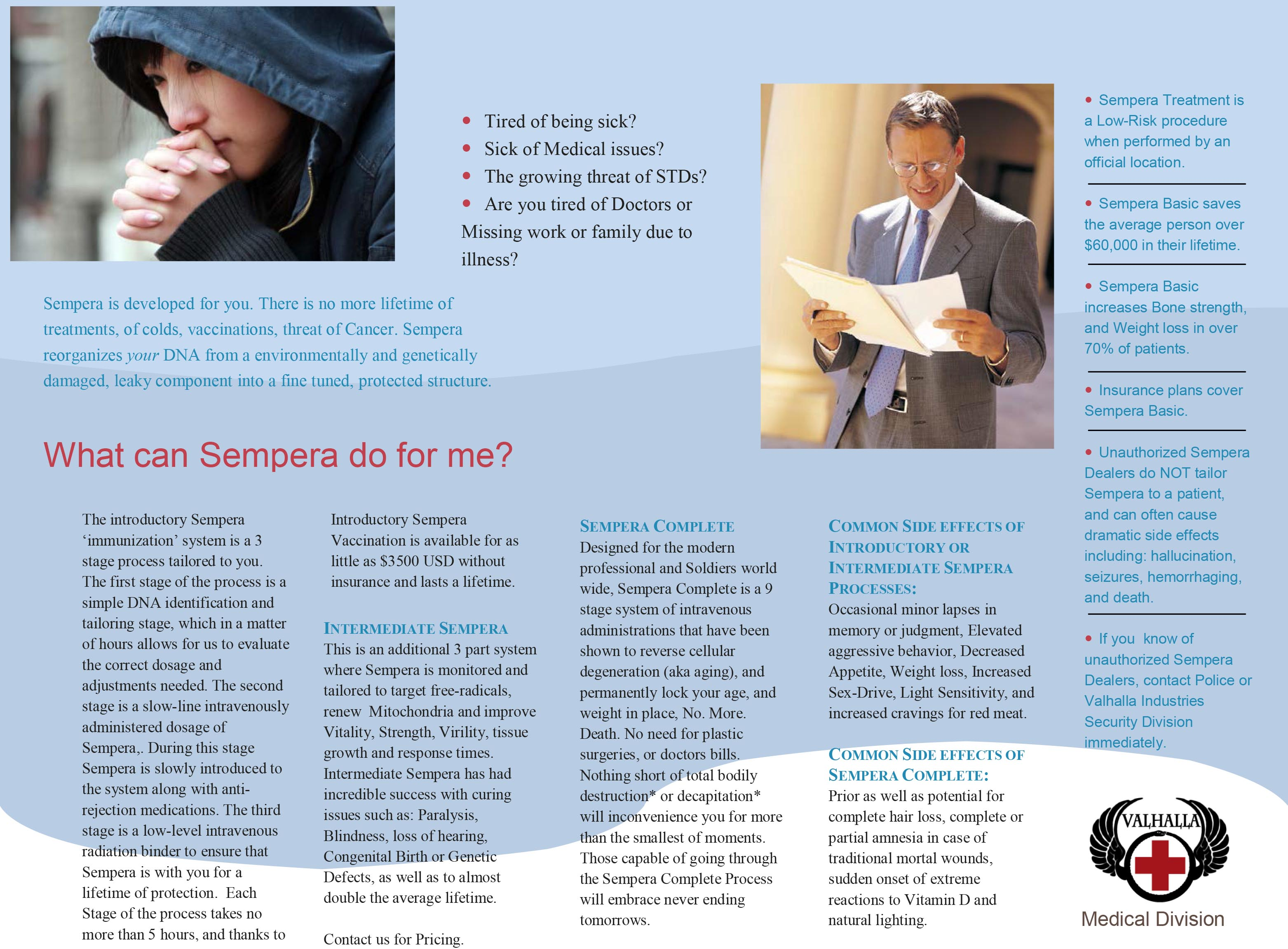 Sempera medication brocure 2