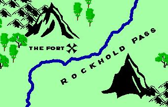Overland map