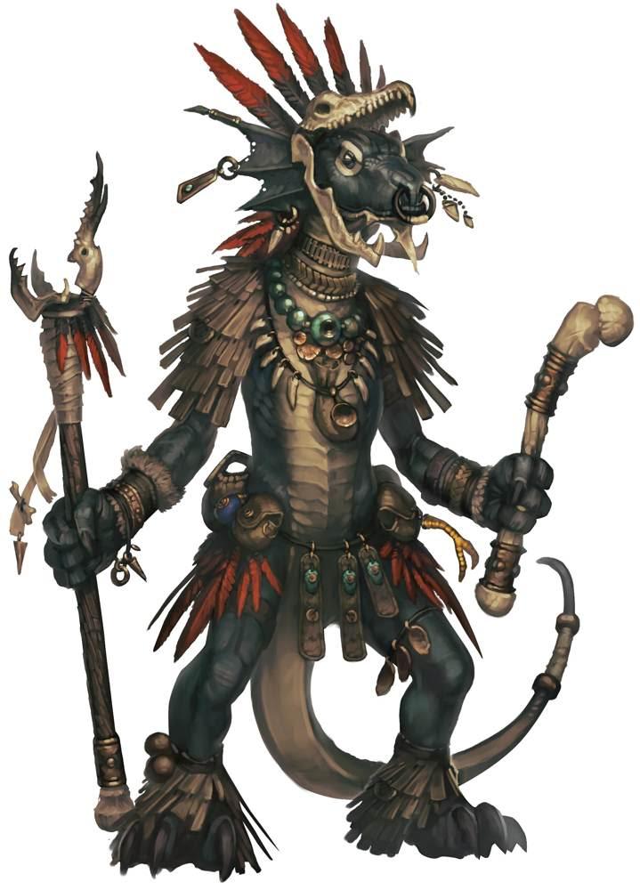 Poison dusk shaman