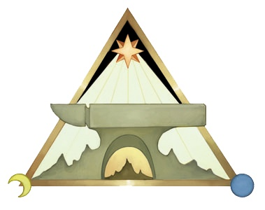 Minderhal holy symbol