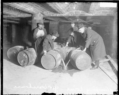 Prohibition pour