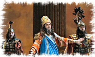 Shemite king