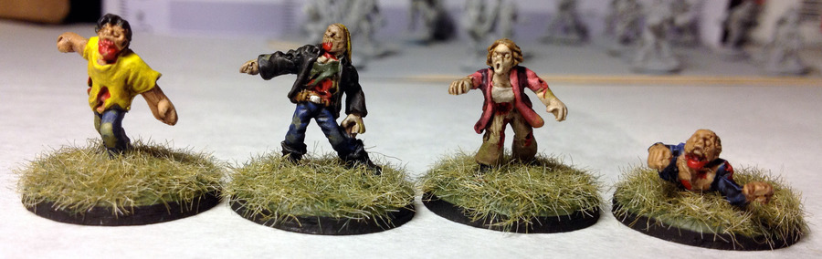 Khurasan 15mm zombies group 1 front