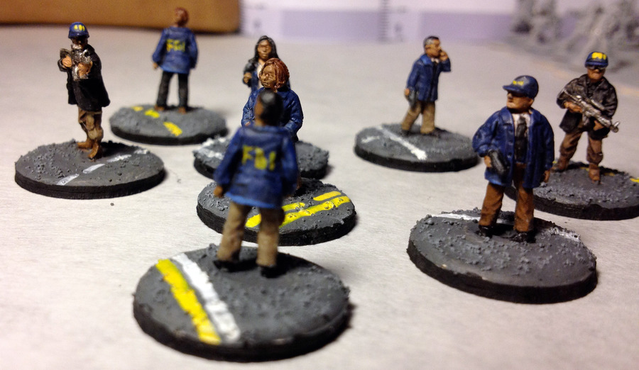 Rebel minis 15mm government types rmgt3 complete 2