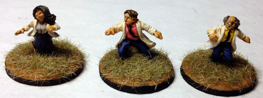 Khurasan 15mm scientists complete 1
