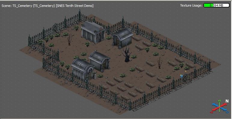 Srr tenth cemetery