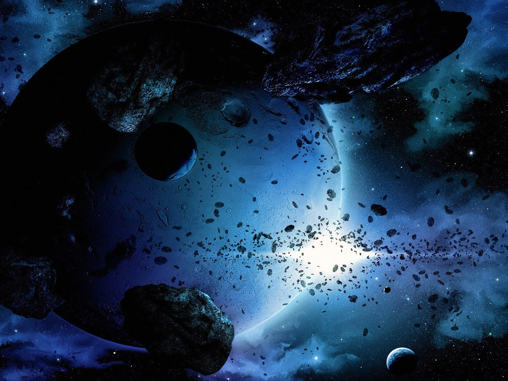 Sci fi wallpaper 3