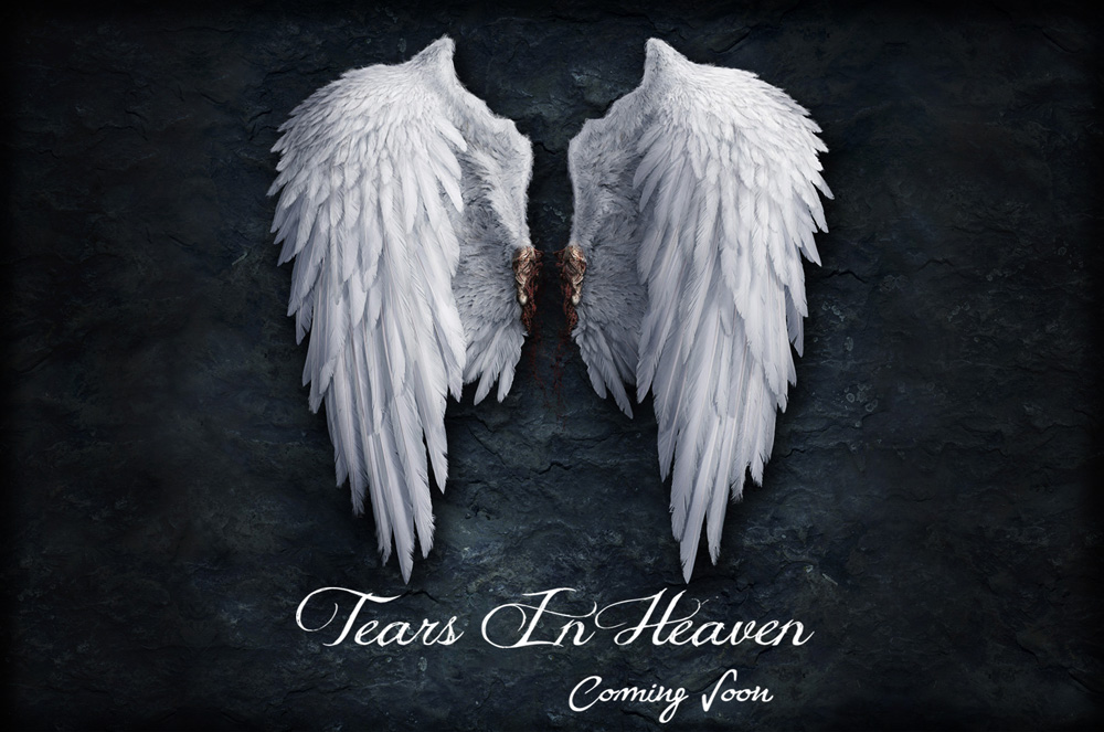 Tears in heaven poster