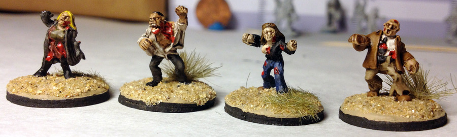 Khurasan 15mm zombies group 3 front