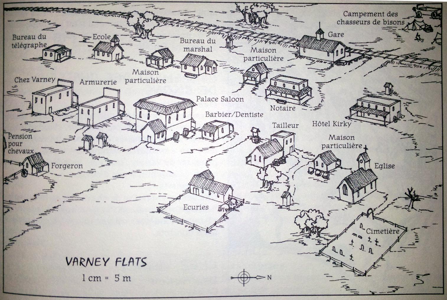 Varney flats