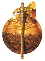 Concordant escutcheon