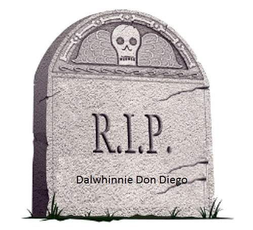 Dalwhinnie don diego