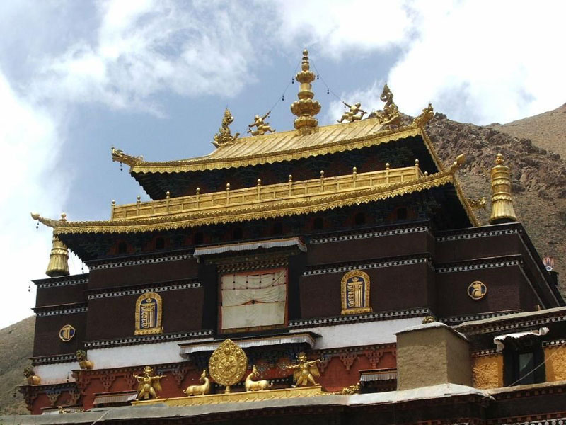 Monastery of xan yae