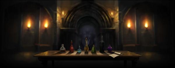 Potions Puzzle