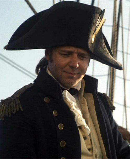Captain Roberts