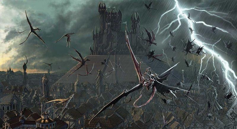 Castle korvosa