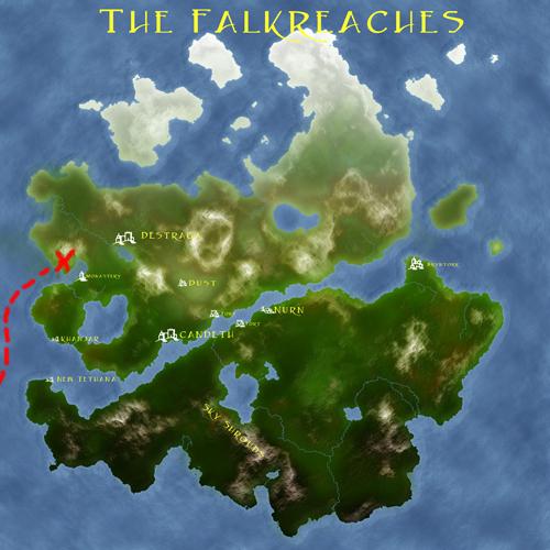 Falk map day 1