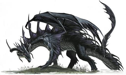 Black fang