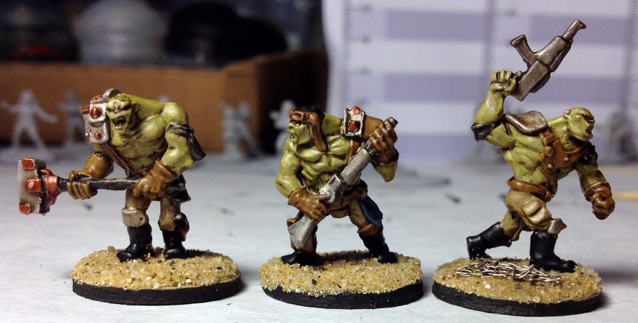 Khurasan mutant supersoldiers front