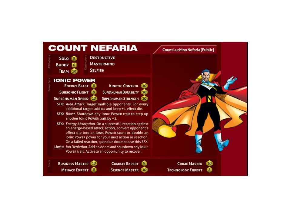 Nefaria crunch