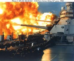 16 inch guns