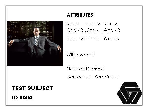 Test subject 0004