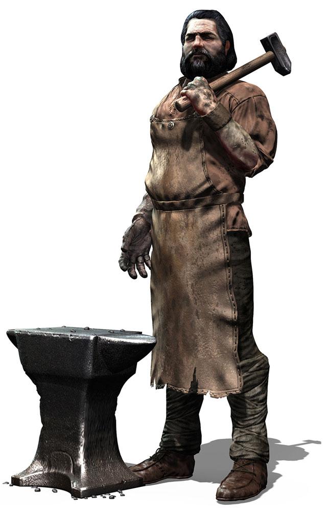 Ac blacksmith