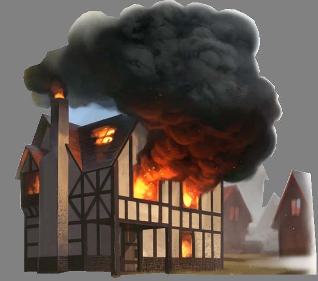 Wrafton fire