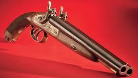 Doublebarrellpistol
