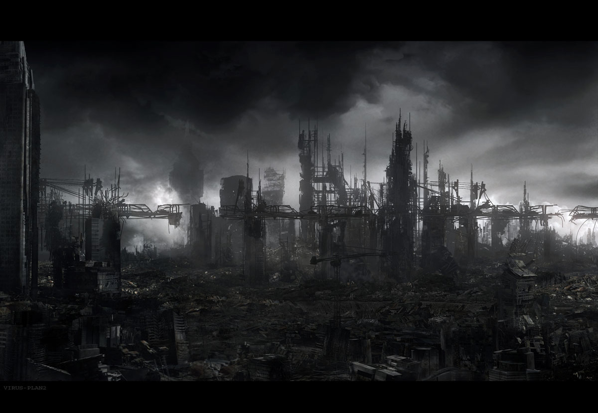 Berlin After the disaster