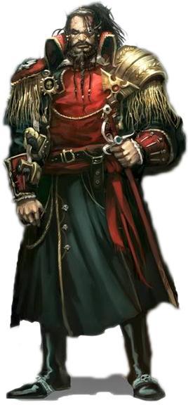 Captain severus
